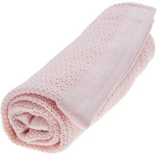 Vinter & Bloom Teppe Soft Grid Eko, Blossom Pink