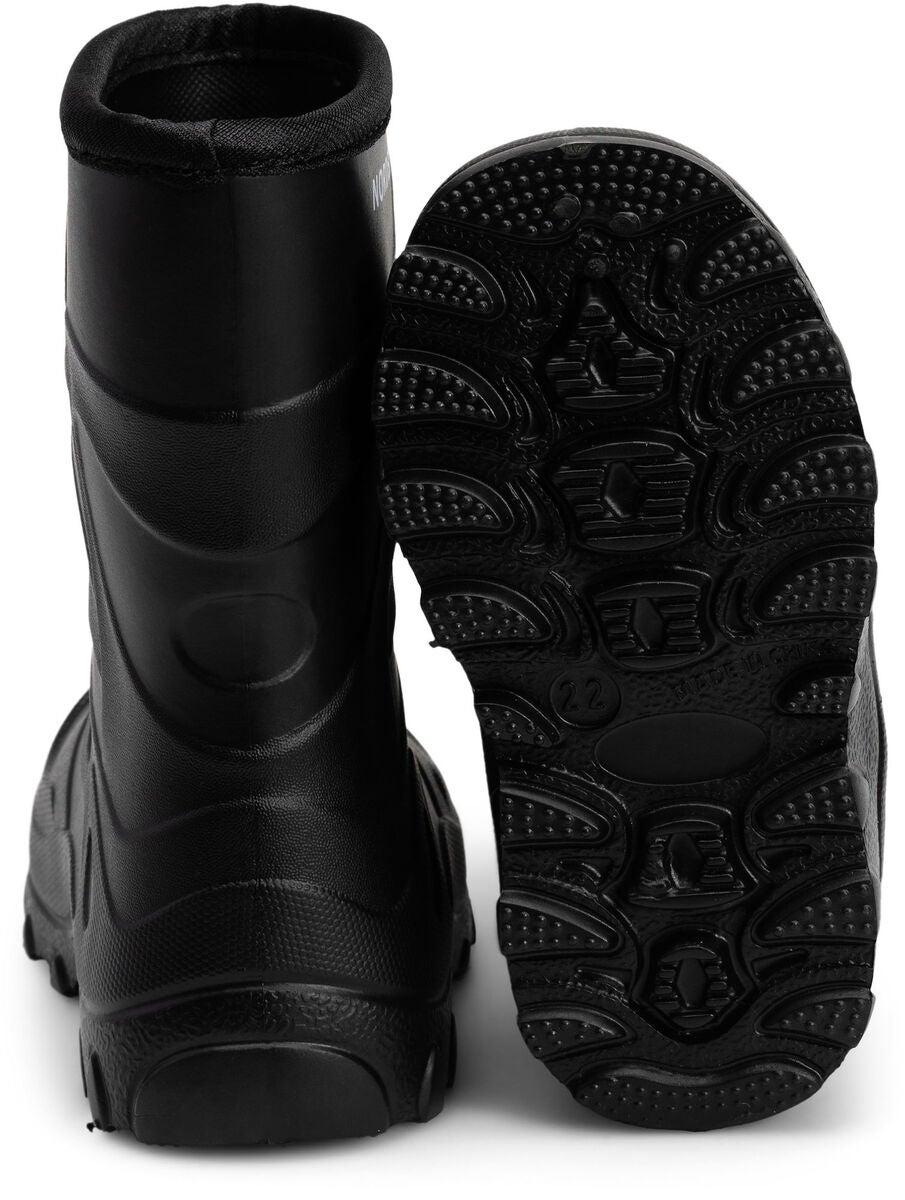 25925203673 Kjøp Nordbjørn Blizz Light Gummistøvel, Solid Black | Jollyroom
