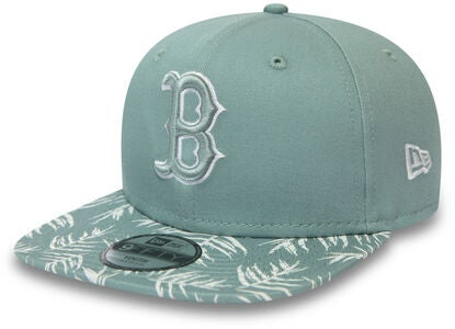 New Era Palm PrintT 9FIFTY KIDS BOSRED Kaps, Beach Kiss Blue