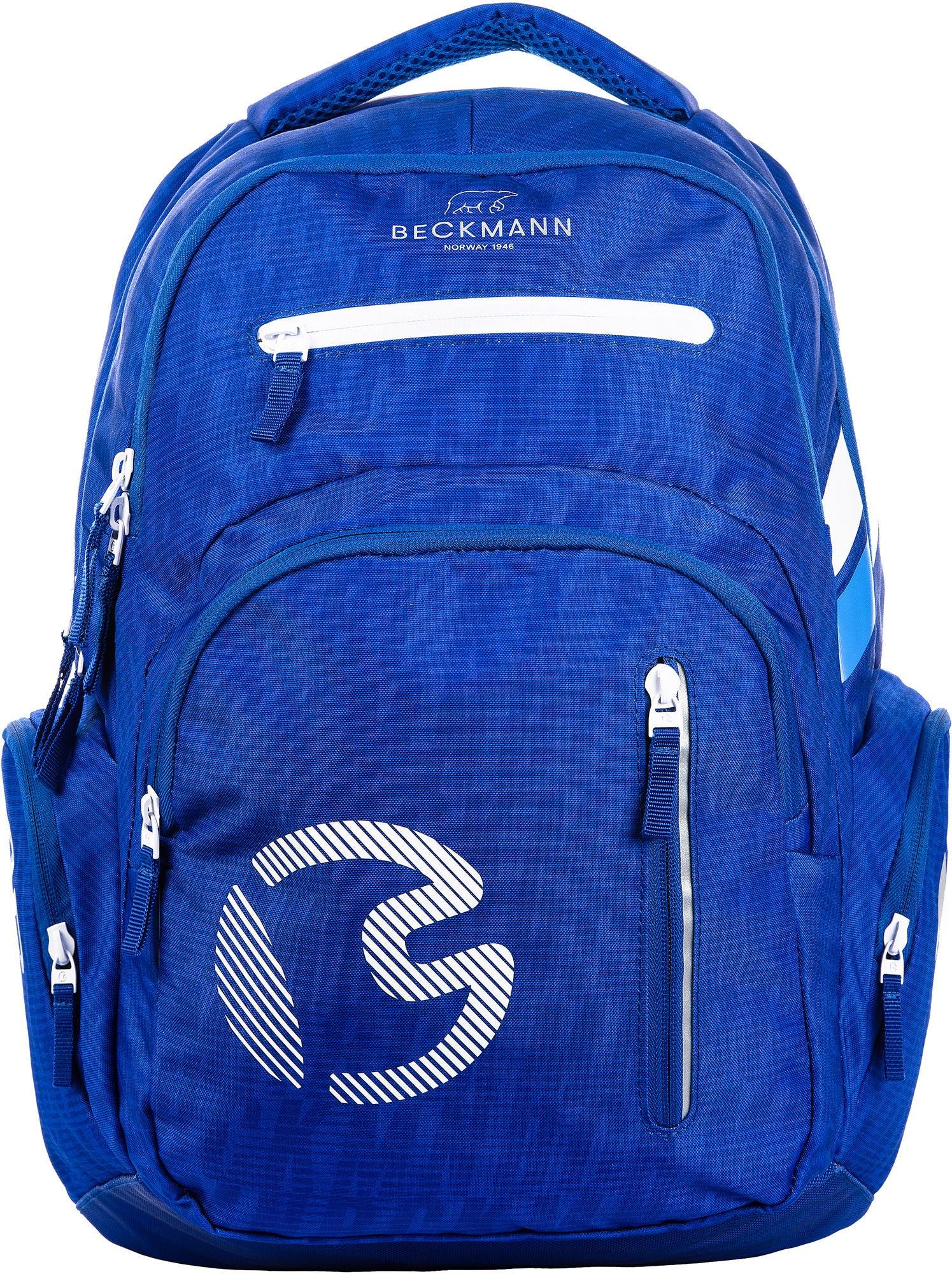 aa3232c0 Kjøp Beckmann Sport Jr Ryggsekk 30L, Blue | Jollyroom