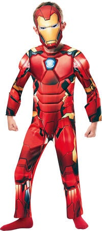 Marvel Avengers Kostyme Iron Man
