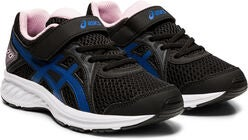 Asics Jolt 2 PS Sneaker, Black/Tuna Blue