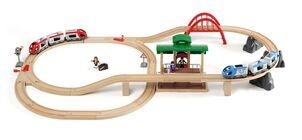BRIO World 33512 Togbane Travel