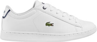 Lacoste Carnaby Evo Sneaker, White/Navy