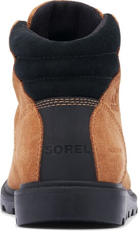 Sorel Youth Madson Hiker WP Vintersko, Camel Brown/Black