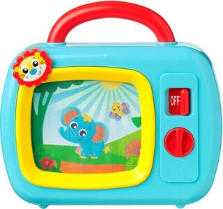 Playgro Sights And Sounds Music Box Tv