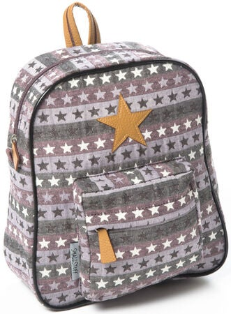 Smallstuff Ryggsekk Multi Star, Rose