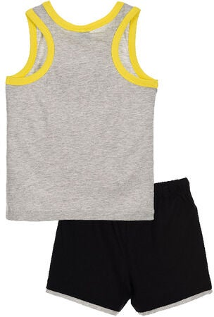 Batman Singlet & Shorts, Black