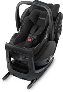 Recaro Zero.1 Elite i-Size Bilstol, Performance Black