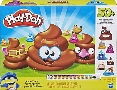 Play-Doh Modelleire Poop Troop