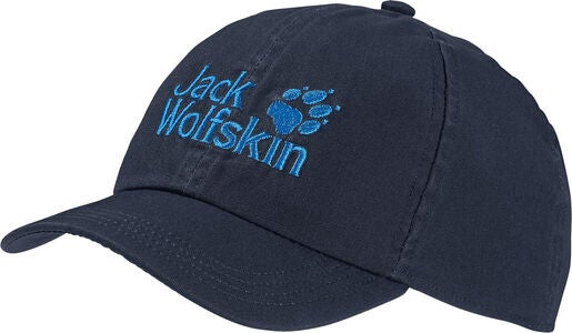 Jack Wolfskin Baseballcaps, Night Blue