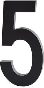 Design Letters Architecht Numbers 100mm 5