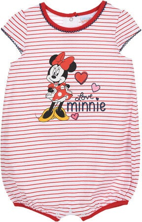 Disney Minni Mus Body, Red
