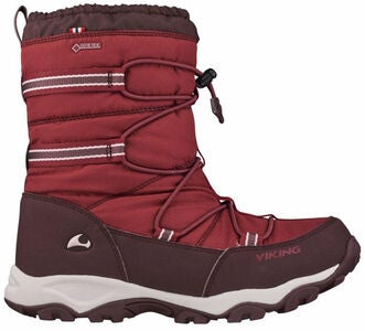 Viking Tofte GTX Vintersko, Dark Red/Wine