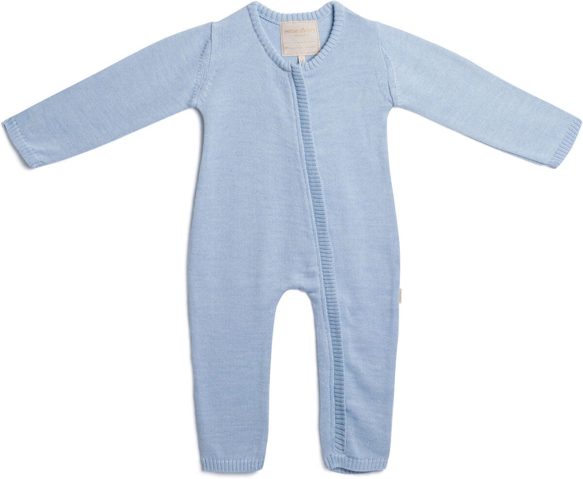 Petite Chérie Atelier Lea Jumpsuit, Light Blue/Dusty Blue