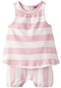 Tom Joules Mock Layer Body, Pinkstp