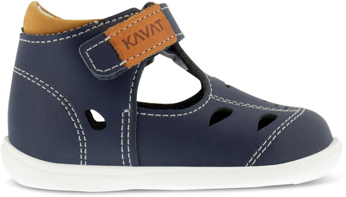 KAVAT sandaler Blue Heaven Backe XC
