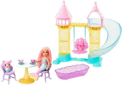 Barbie Dreamtopia Dukke Chelsea Mermaid Lekset