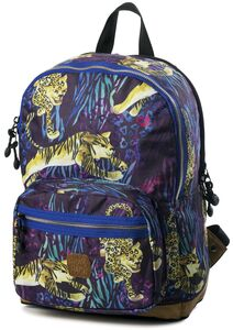 Pick & Pack Ryggsekk Wild Cats, Lilla