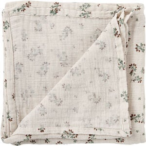 Garbo&Friends Musselinteppe Swaddle Clover