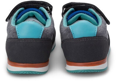 Little Champs Baby Sneaker, Dark Grey