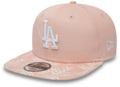 New Era KIDS Palm Print 9Fifty Kids LOSDOD Kaps, Pink Lemonad