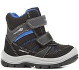Geox Trivor WPF Vintersko, Black/Royal