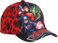 Marvel Avengers Kaps, Red