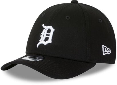 New Era League Essential 9FORTY INF DETT Kaps, Black White