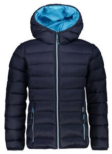 CMP Fix Hood Jakke, B.Blue