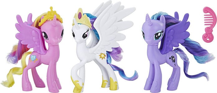 My Little Pony Figurer Royal Ponies of Equestria