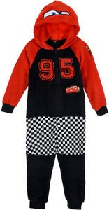 Disney Cars Jumpsuit, Rød