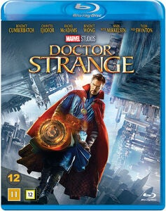 Marvel Doctor Strange Blu-Ray