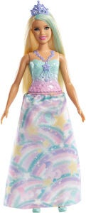 Barbie Dreamtopia Dukke Princess