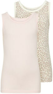 Name it Ani Singlet 2-Pack, Barely Pink