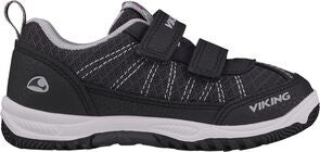 Viking Bryne Sneaker, Black/Grey