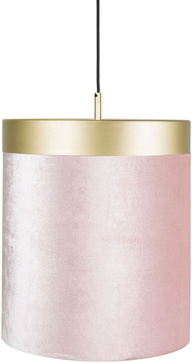 Globen Lighting Pendel Velvet, Rosa