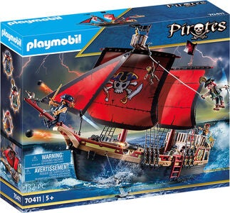 Playmobil 70411 Piratskip