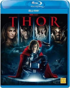 Marvel Thor Blu-Ray