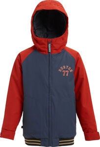 Burton Boys Gameday Jakke, Mood Indigo/Bitters