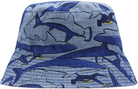 Tom Joule Solhatt, Blue Shark Diver