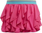 Adidas Girls Frilly Skirt Tennisskjørt, Pink