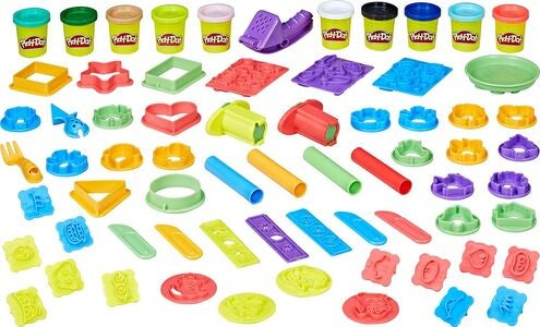 Play-Doh Lekeleire Play Date Party Crate