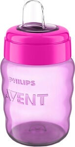 Philips Avent Barnekopp 260ml, Rosa