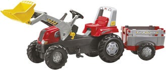 Rolly Toys Junior Traktor RT med Farm Henger