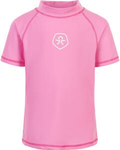 Color Kids UV-T-Shirt UPF 50+, Fuchsia Pink