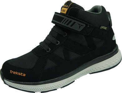 Treksta Trail Mid Jr GTX Sneaker, Black