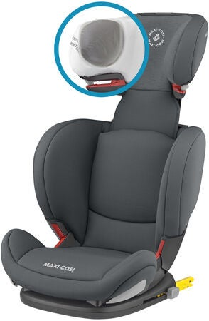 Maxi-Cosi Rodifix AirProtect Beltestol, Authentic Graphite