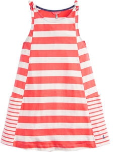 Tom Joules Kjole, Pink Cream Stripe