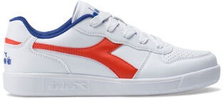 Diadora Playground GS Sneaker, Red Medlar